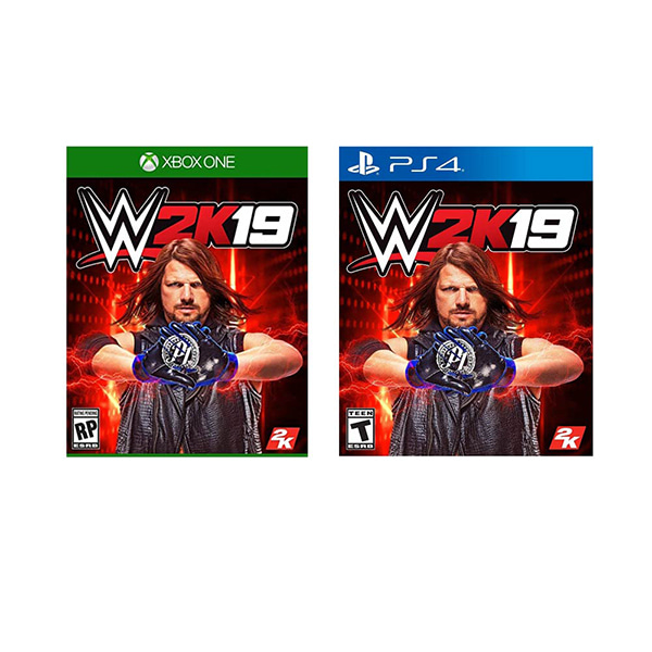 WWE 2K19 PS4  Xbox One 레슬링