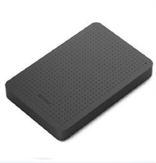 버팔로 외장하드/BUFFALO MiniStation 1 TB USB 3.0 Portable Hard Drive (HD-PCF1.0U3BB)