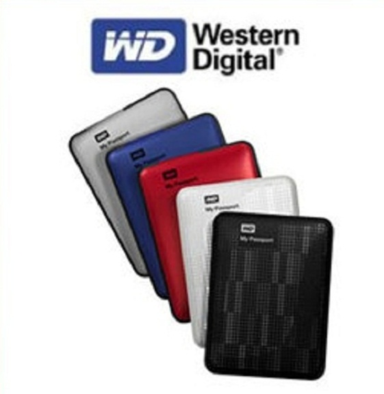 웨스턴디지털 외장하드/WD My Passport 1TB Portable External Hard Drive Storage USB 3.0