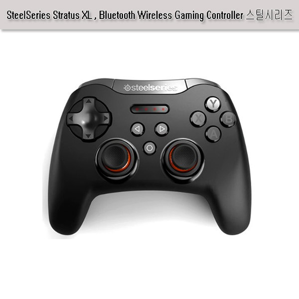 스틸시리즈 무선 게이밍 컨트롤러 SteelSeries Stratus XL, Bluetooth Wireless Gaming Controller