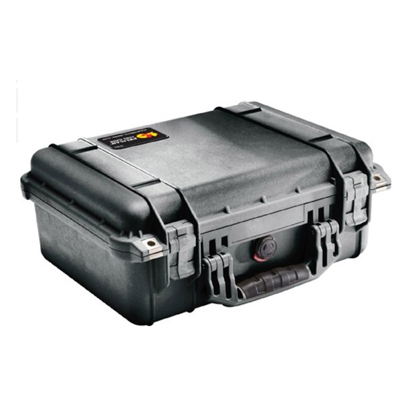 펠리칸 카메라 케이스 가방 Pelican 1450 Case with Foam for Camera (Black)