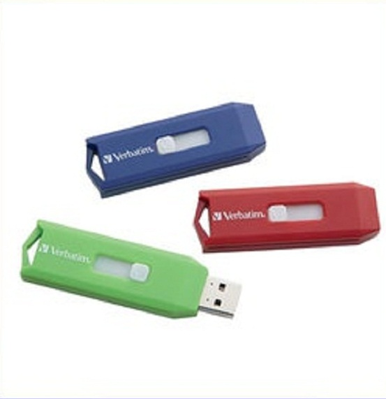 버바팀 USB 메모리/메모리스틱/Verbatim Store n Go 4 GB USB 2.0 Flash Drive 3 Pack/97002