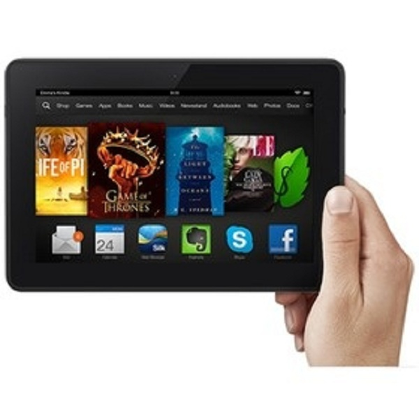 킨들 파이어/전자책/Kindle Fire HDX 7 in HDX Display Wi-Fi/16GB 32GB 64GB