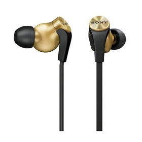 소니 이어폰/헤드폰/Sony MDRXB60EX/GLD Extra Bass In Ear 13.5mm Driver Headphone