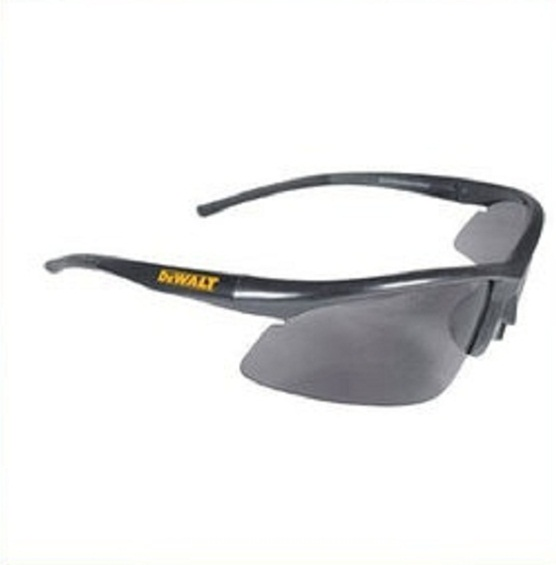 디월트/보호안경/Dewalt DPG51-2C Radius Smoke 10 Base Curve Lens Protective Safety Glasses