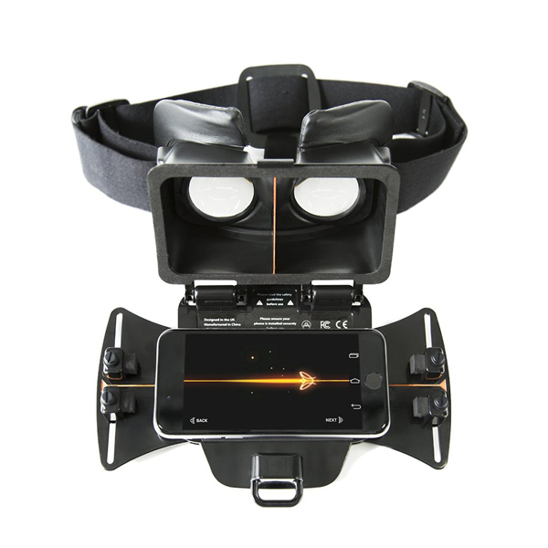 스마트폰 가상현실 헤드셋 Freefly VR Virtual Reality Smartphone 3D Headset