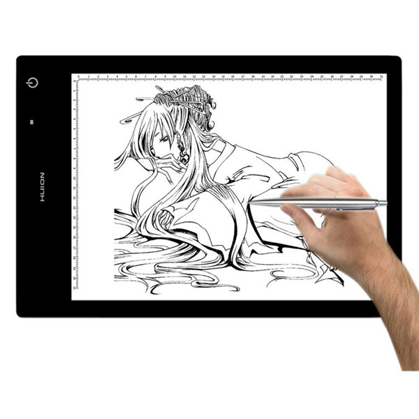 아트크래프트 라이트 패드 Huion 17.7 Inch LED Tracing Artcraft Light Pad Light Box LB4