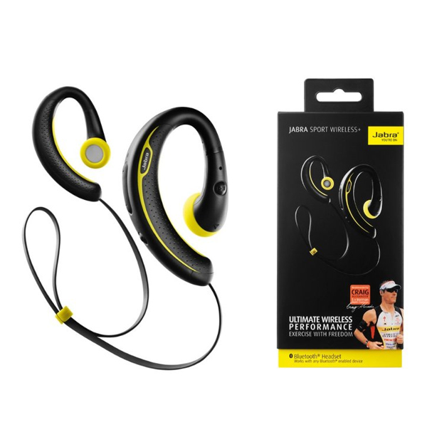 자브라 스포츠 블루투스 헤드폰 Jabra SPORT+ Wireless Bluetooth Stereo Headphones
