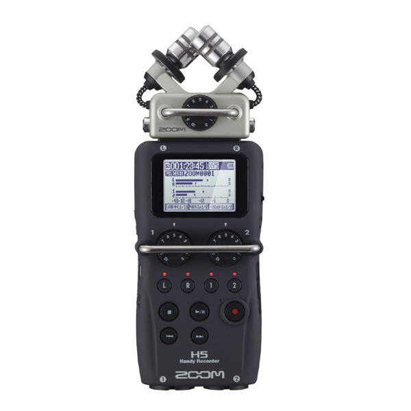 줌 레코더 녹음기 Zoom H5 Four-Track Recorder