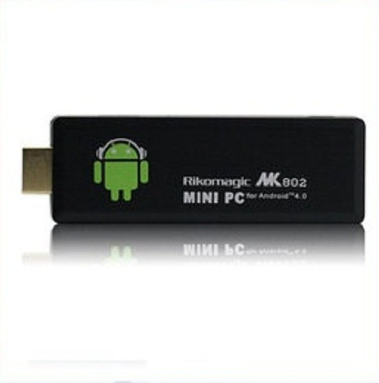 리코매직 구글플레이어/Rikomagic New MK802 II Android 4.0 PC Google TV Box HD IPTV Player