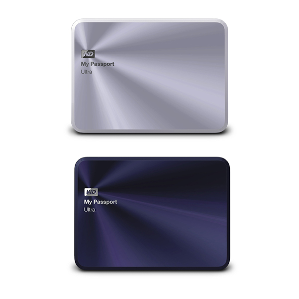 WD My Passport Ultra 1TB Ultra Metal Edition 외장하드 울트라 메탈 에디션