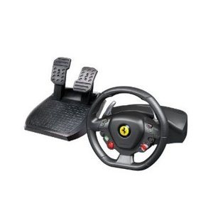 트러스트마스터 페라리 레이싱 휠/Thrustmaster VG Thrustmaster Ferrari 458 Racing Wheel for Xbox