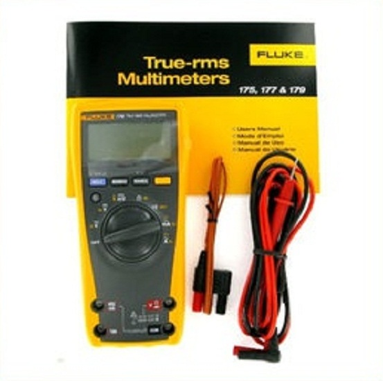 플루크 멀티미터/테스트기/Fluke 179 ESFP True RMS Multimeter with Backlight and Temp