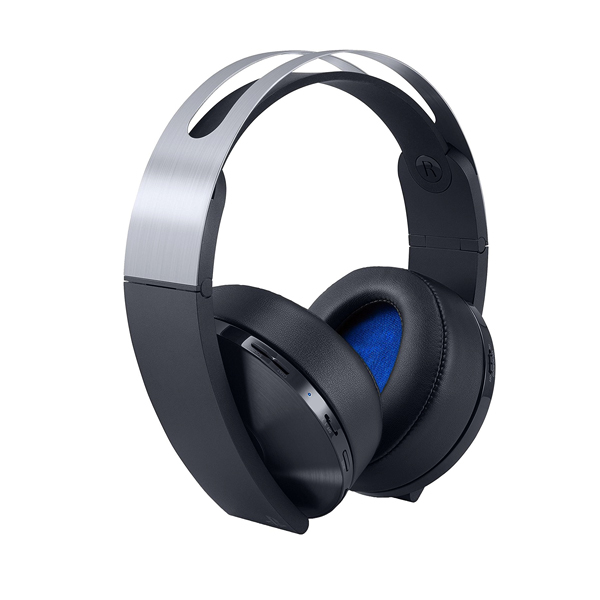 소니 무선 헤드셋 PlayStation 4 Platinum Wireless Headset