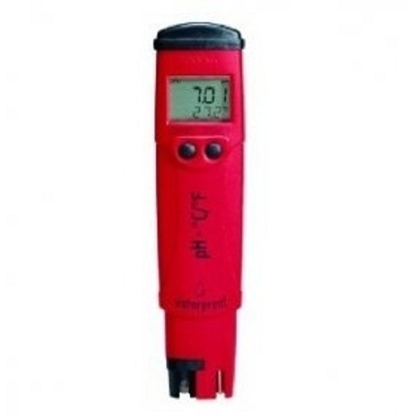 PH 온도측정기/Hanna Instruments HI 98127 pH/Temp Test Kit
