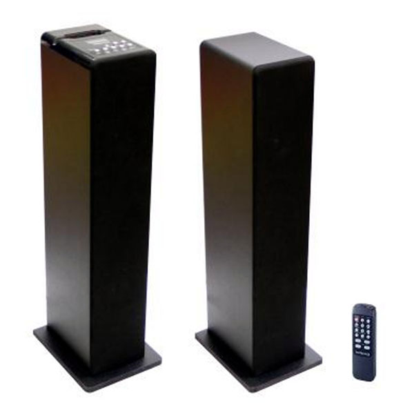 Craig Home Theater Speaker with Bluetooth and FM Radio CHT914N