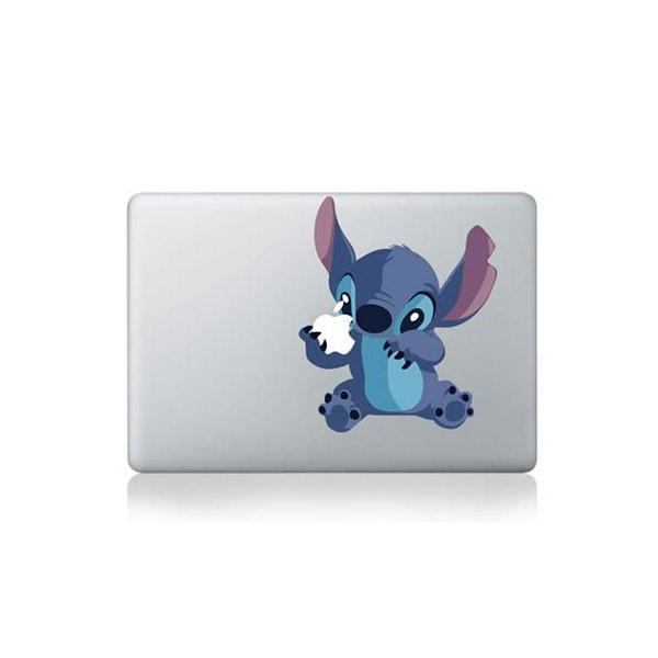 스티치 애플 맥북 에어 Furivy Stitch Apple Macbook Air/Pro/Retina 13/15/17 Vinyl Sticker Skin Decal Cover