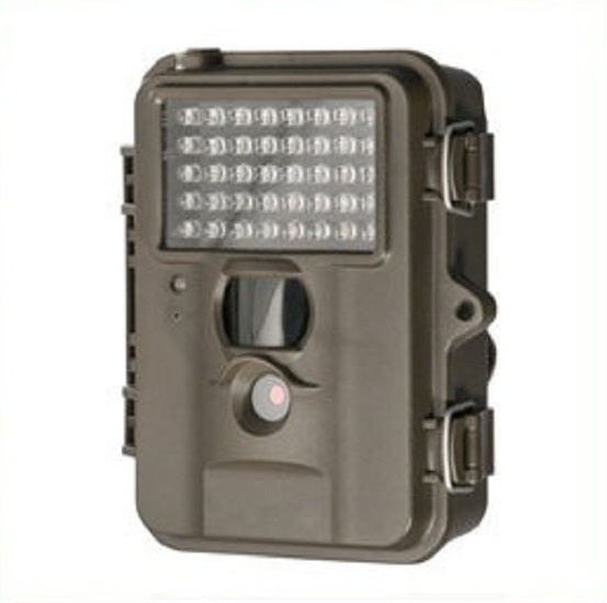 바르스카 카메라/BARSKA 6MP Trail Camera with 1.5 Color Screen and 28 Infrared LED lights