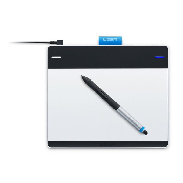 와콤 인튜어스 터치 스몰 태블릿 CTH480 Wacom Intuos Pen and Touch Small Tablet Refurbished